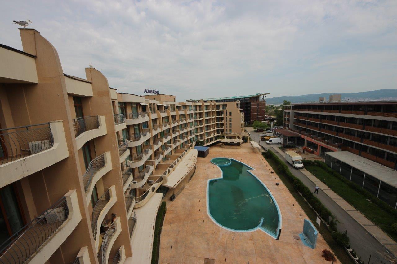 Eine 3 Zimmer Wohnung in der Grenada Anlage