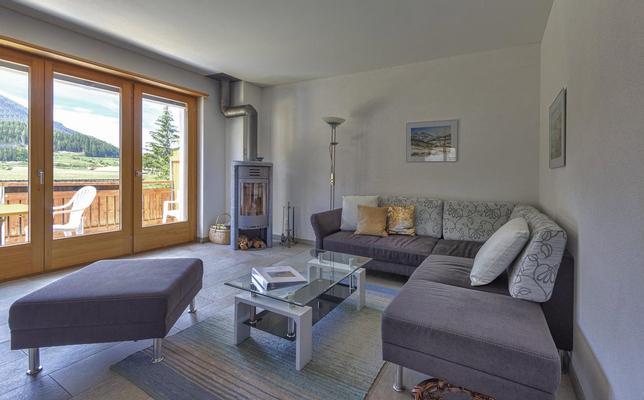 chasa allegra wohnung i oberengadin. Black Bedroom Furniture Sets. Home Design Ideas