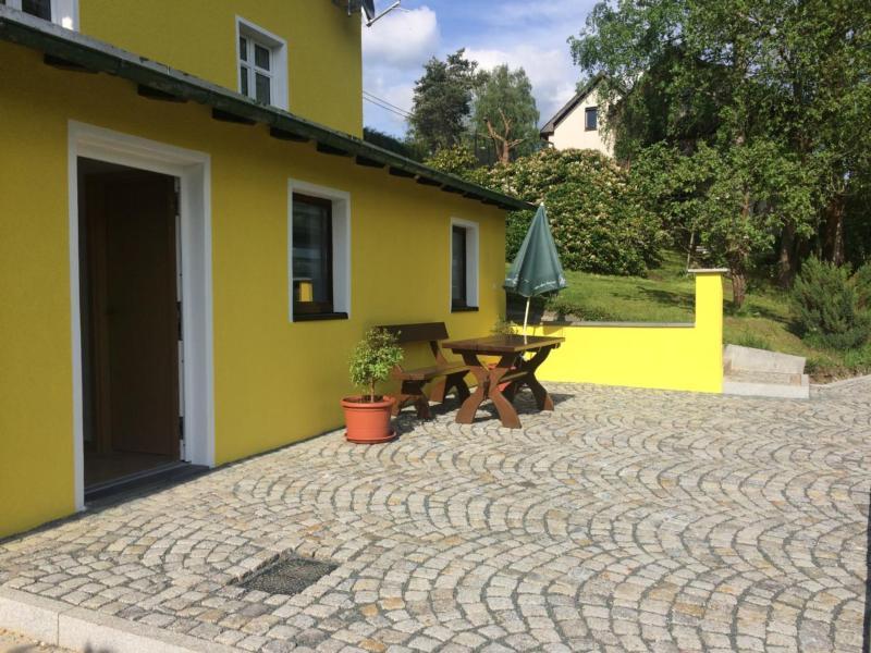 Ferienhaus Sandy m. Sauna Ferienhaus  Vogtland
