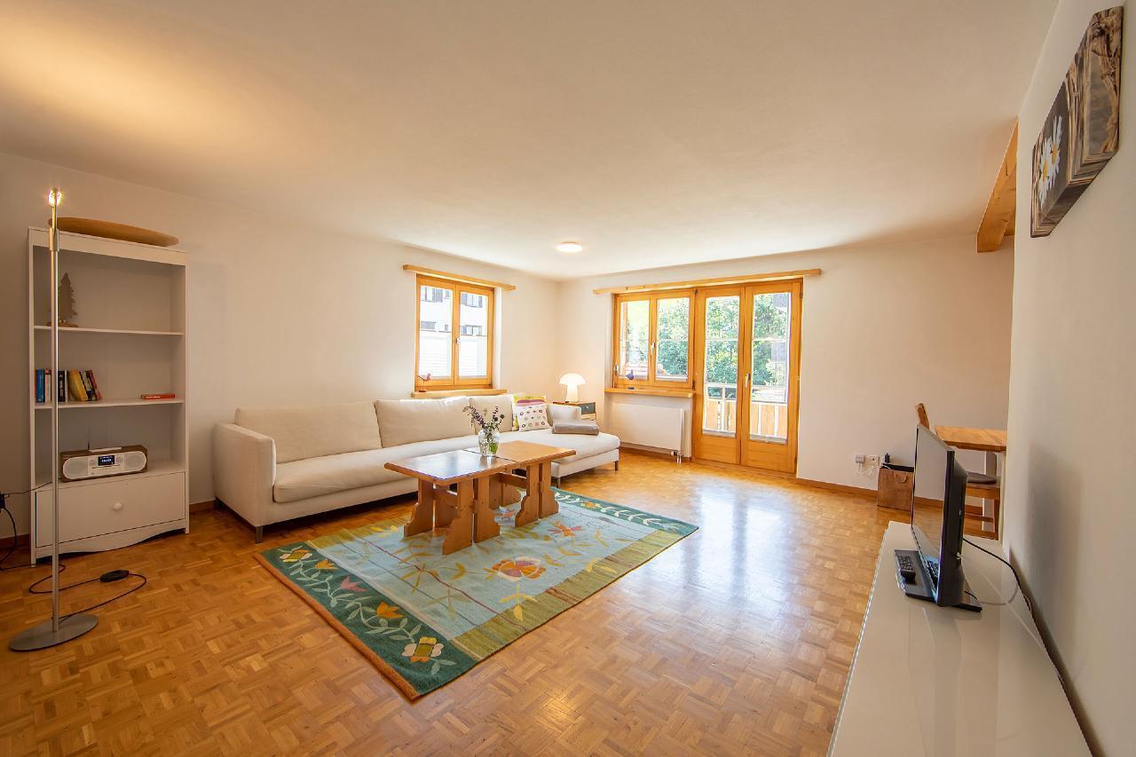 Appartement de vacances Sport-Lodge Klosters Apartment 3 (2655639), Klosters, Davos - Klosters - Prättigau, Grisons, Suisse, image 6