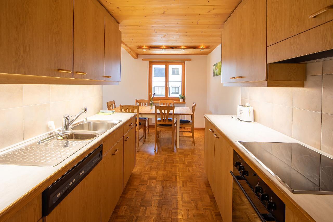 Appartement de vacances Sport-Lodge Klosters Apartment 3 (2655639), Klosters, Davos - Klosters - Prättigau, Grisons, Suisse, image 2