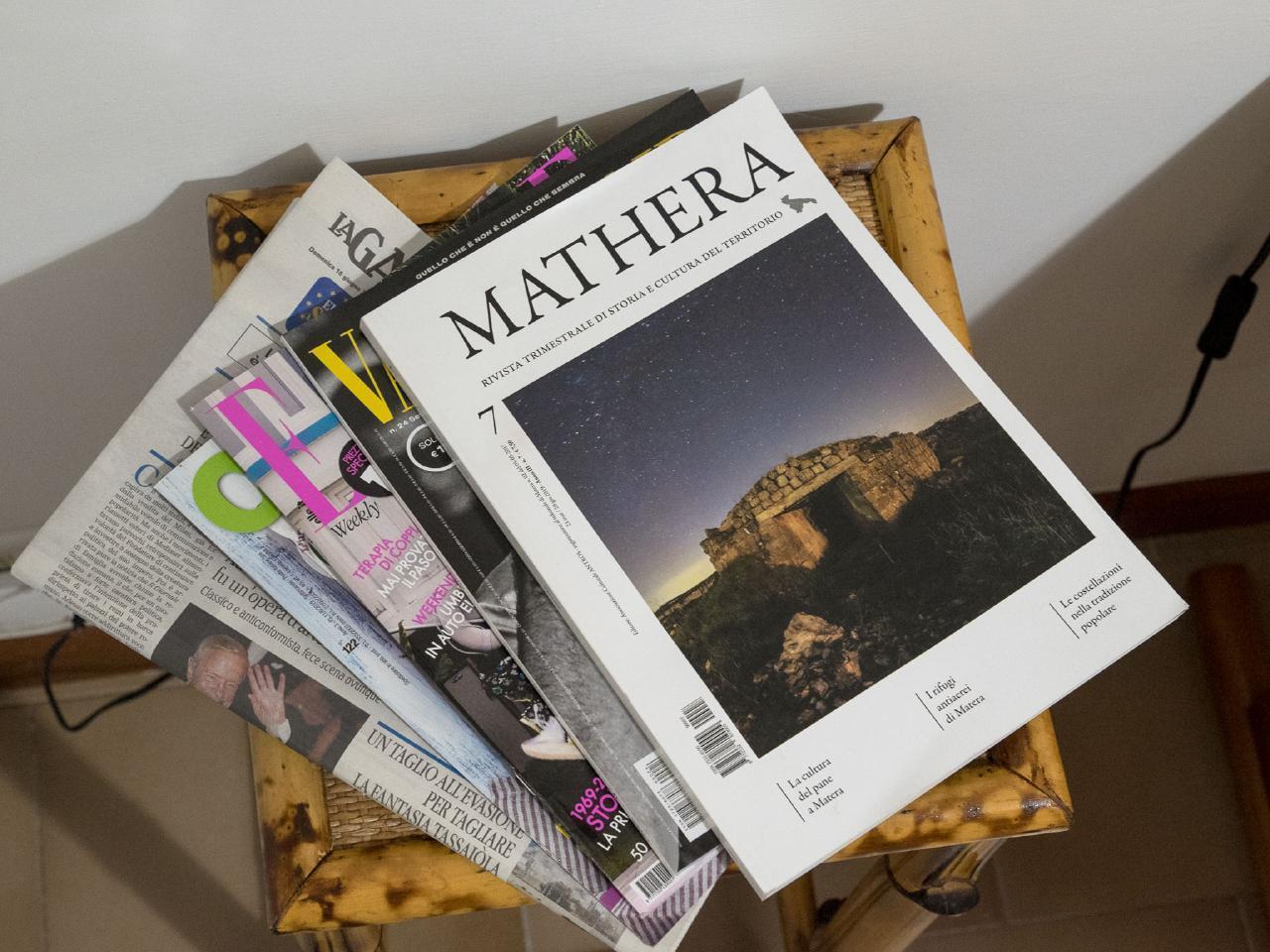 Ferienhaus Beim Schriftsteller zu Hause (2655674), Matera, Matera, Basilikata, Italien, Bild 26