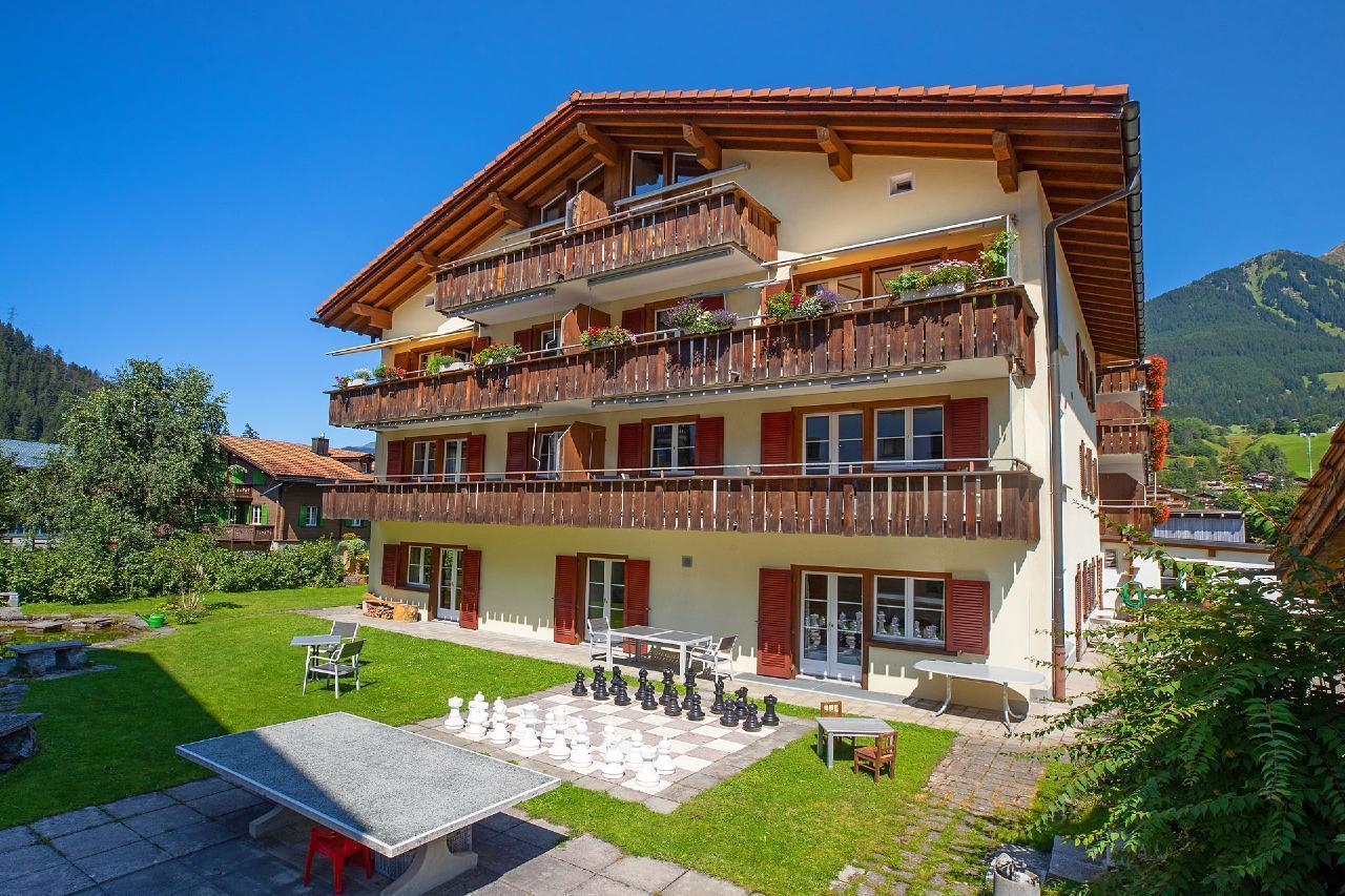 Appartement de vacances Sport-Lodge Klosters Apartment 2 (2656442), Klosters, Davos - Klosters - Prättigau, Grisons, Suisse, image 10
