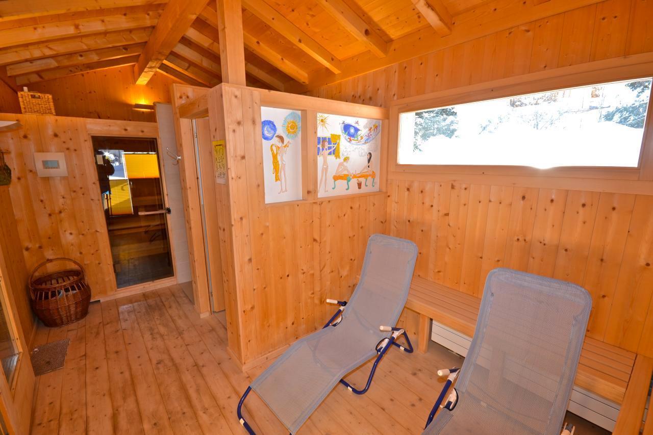 Appartement de vacances Sport-Lodge Klosters - Gartenblick (2656664), Klosters, Davos - Klosters - Prättigau, Grisons, Suisse, image 12