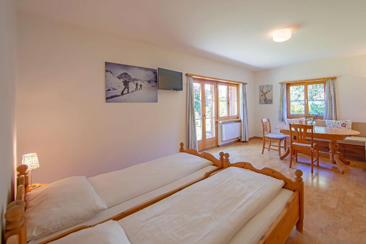 Appartement de vacances Sport-Lodge Klosters - Gartenblick (2656664), Klosters, Davos - Klosters - Prättigau, Grisons, Suisse, image 2