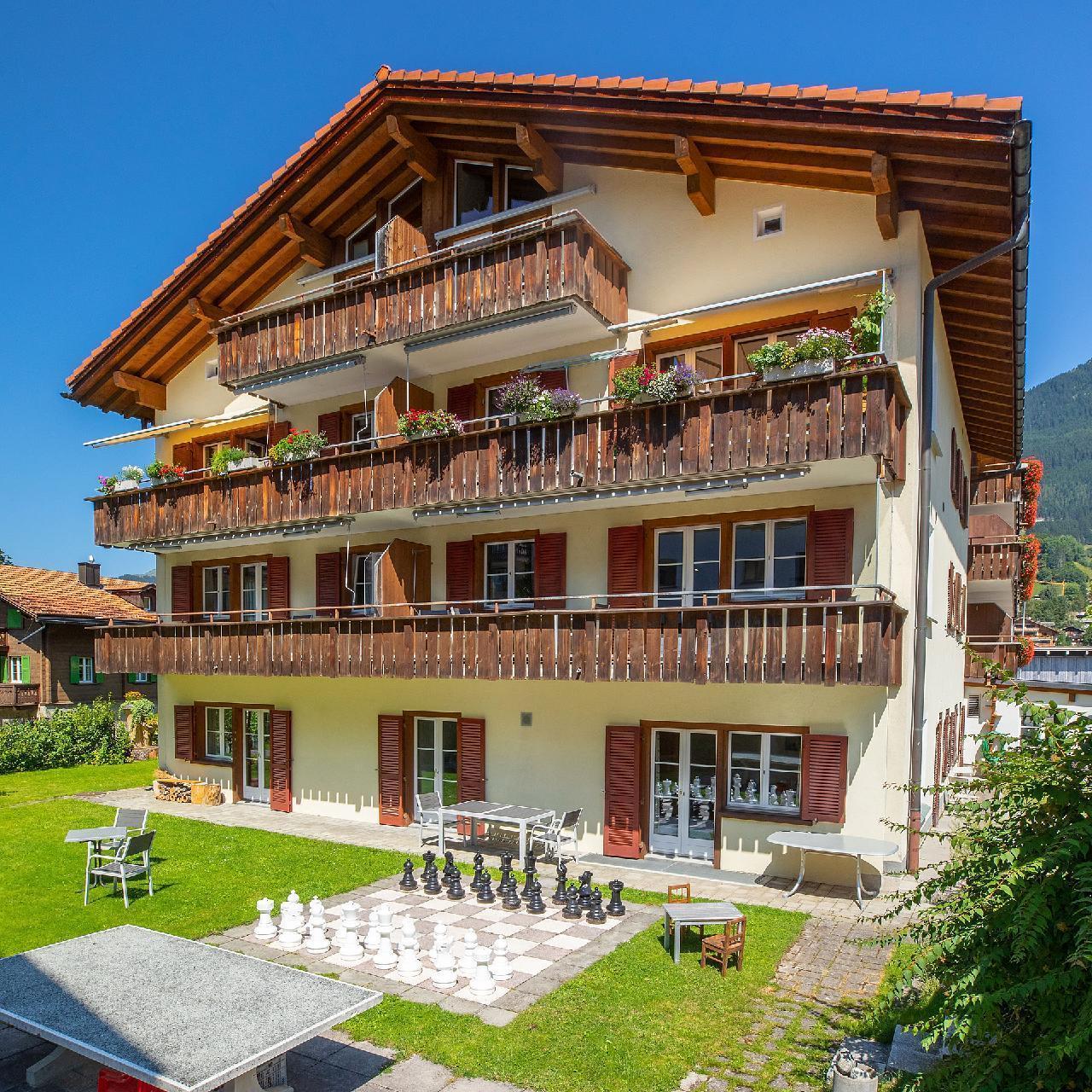 Appartement de vacances Sport-Lodge Klosters - Gartenblick (2656664), Klosters, Davos - Klosters - Prättigau, Grisons, Suisse, image 8