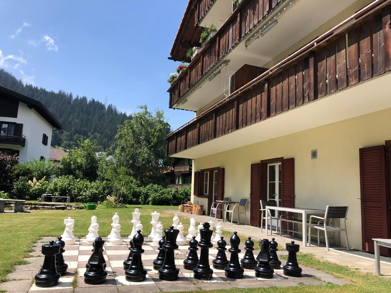 Appartement de vacances Sport-Lodge Klosters - Gartenblick (2656664), Klosters, Davos - Klosters - Prättigau, Grisons, Suisse, image 9