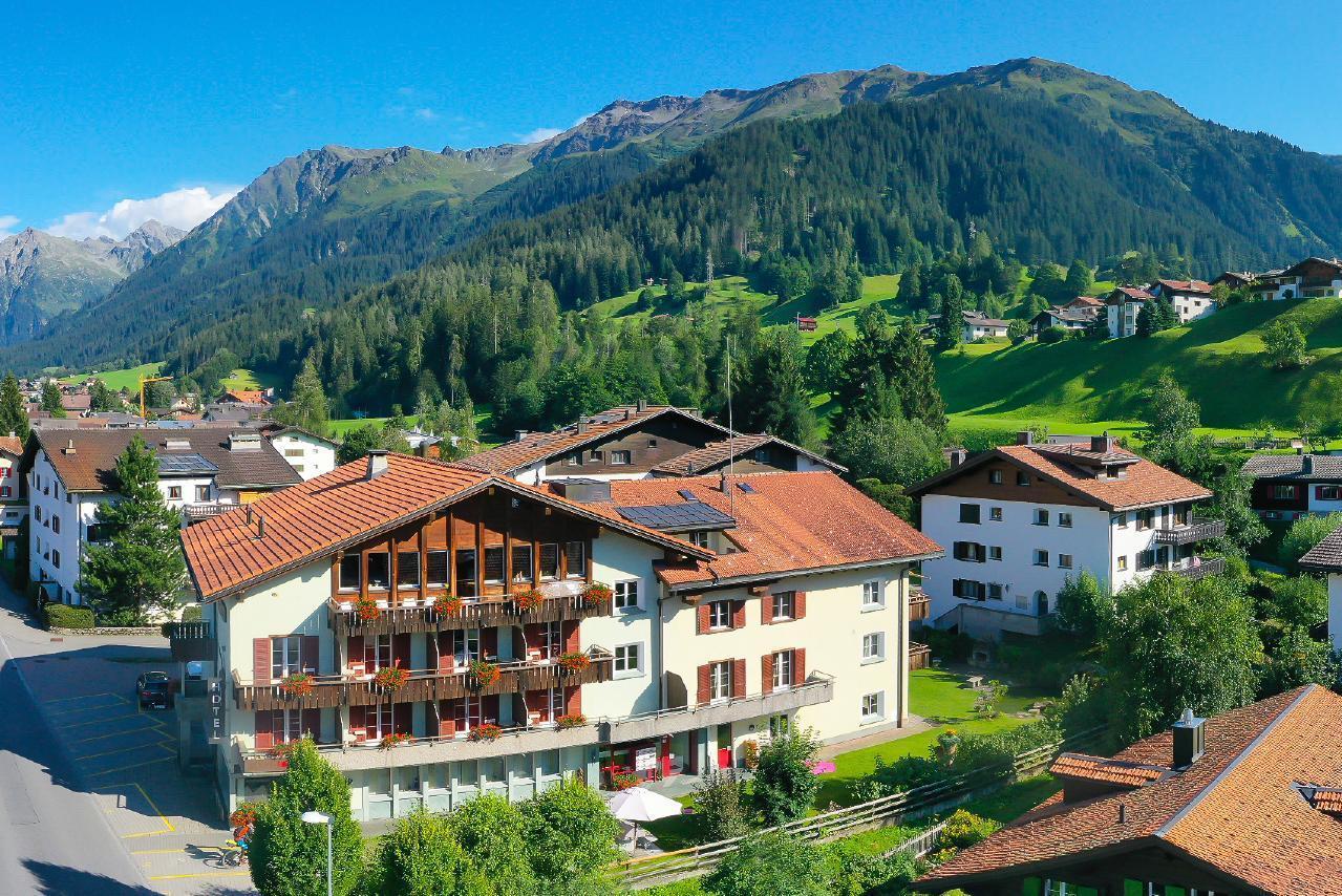 Appartement de vacances Sport-Lodge Klosters - Gartenblick (2656664), Klosters, Davos - Klosters - Prättigau, Grisons, Suisse, image 5