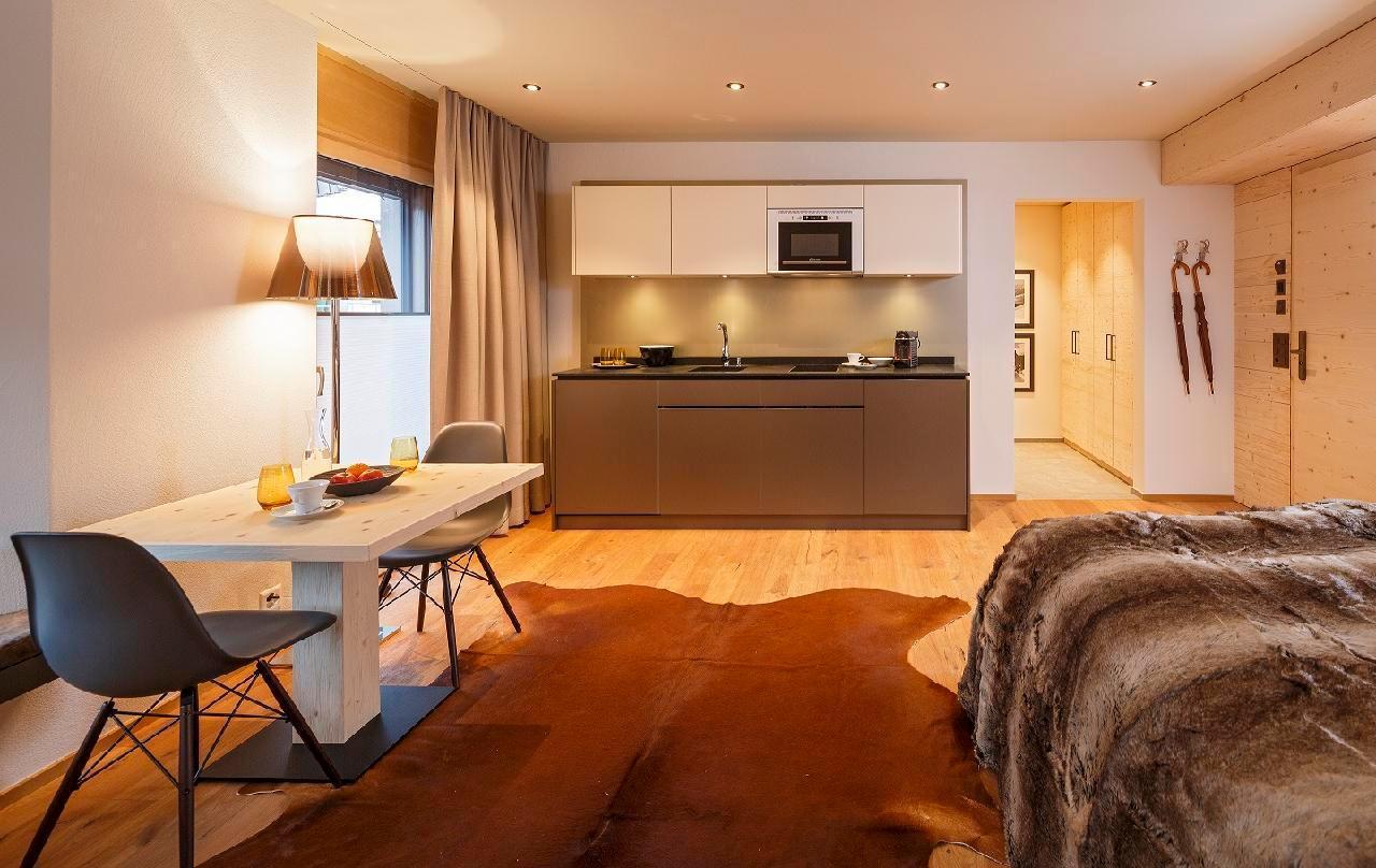 Appartement de vacances Studio Chalet Piz Buin (2663826), Klosters, Davos - Klosters - Prättigau, Grisons, Suisse, image 4