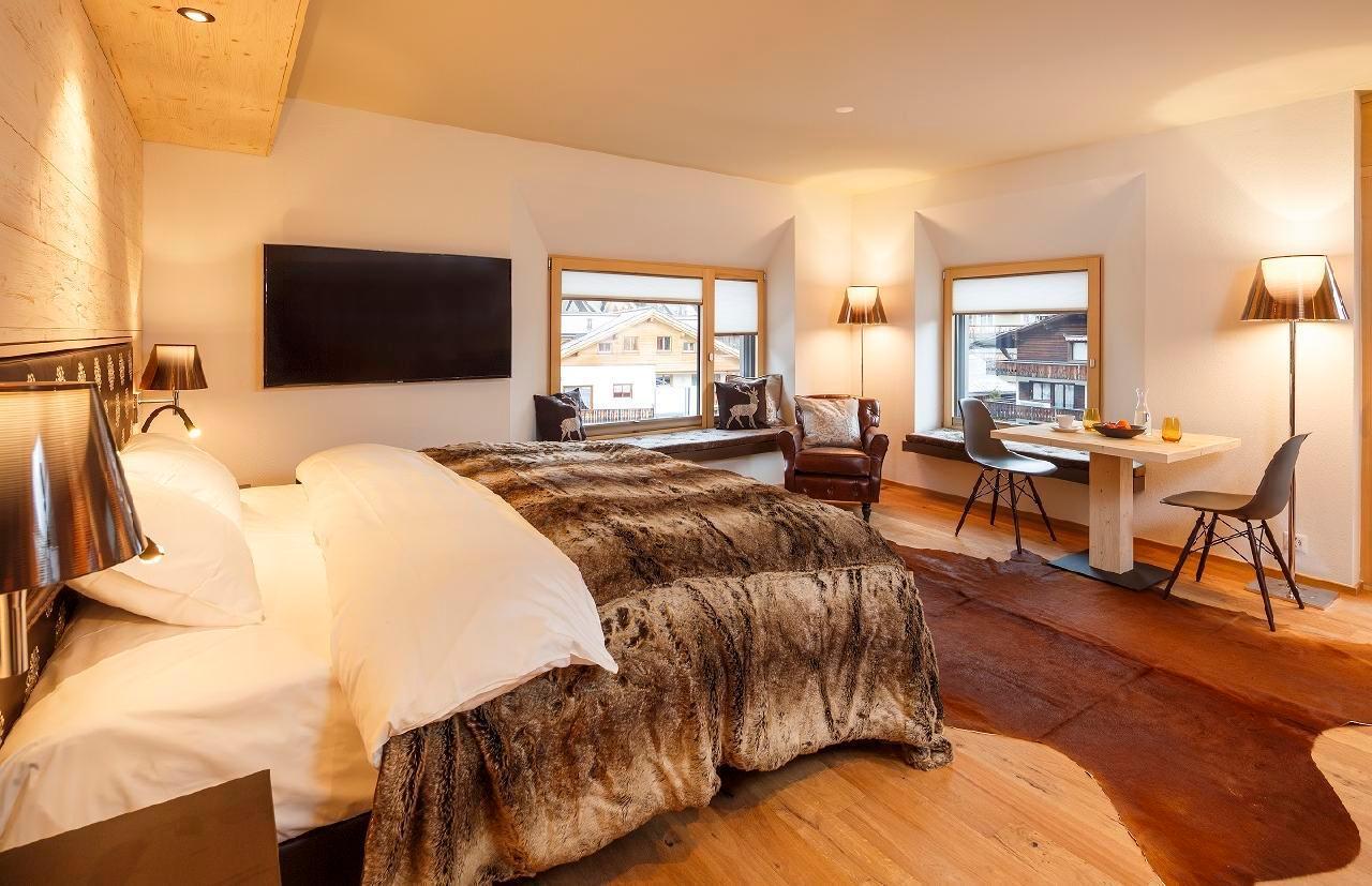 Appartement de vacances Studio Chalet Piz Buin (2663826), Klosters, Davos - Klosters - Prättigau, Grisons, Suisse, image 3