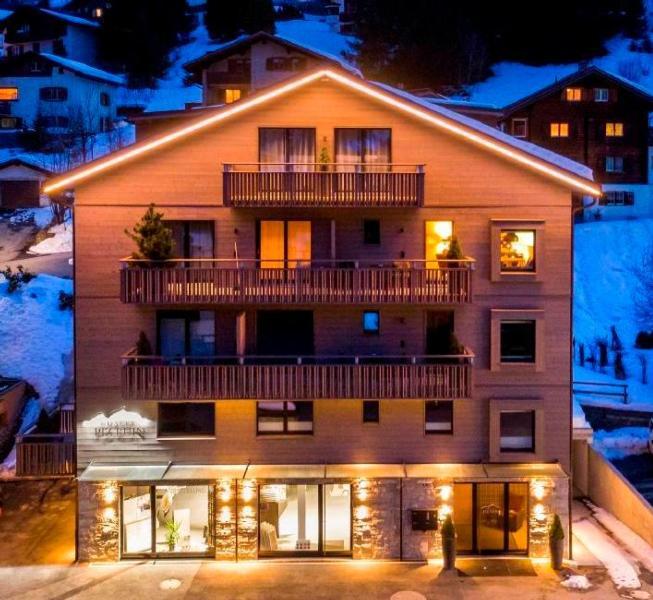 Appartement de vacances Studio Chalet Piz Buin (2663826), Klosters, Davos - Klosters - Prättigau, Grisons, Suisse, image 7