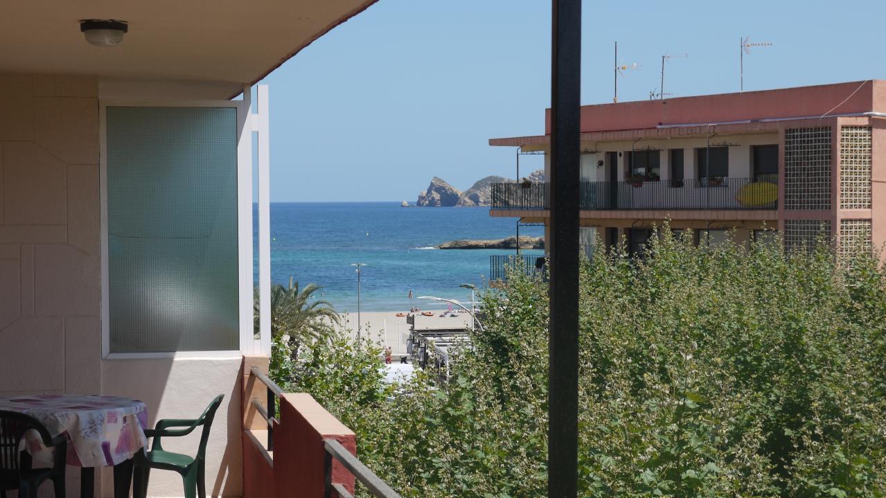Arenal Strand Javea 30 Ferienwohnung in Spanien
