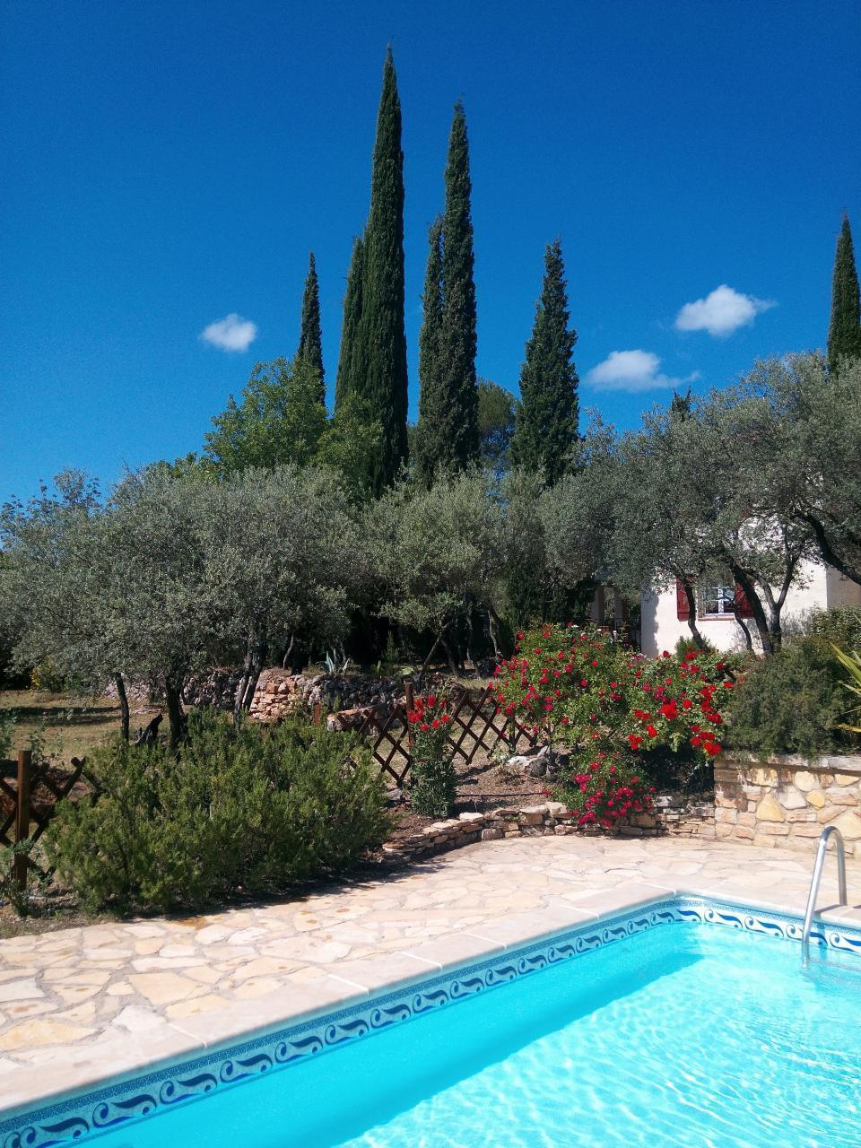 Holiday house Nettes Ferienhaus mit Pool in Cotignac in der Provence (2675449), Cotignac, Var, Provence - Alps - Côte d'Azur, France, picture 3