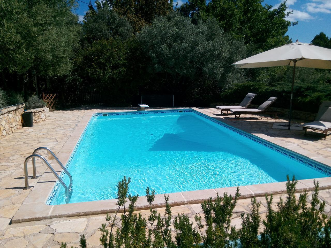 Holiday house Nettes Ferienhaus mit Pool in Cotignac in der Provence (2675449), Cotignac, Var, Provence - Alps - Côte d'Azur, France, picture 2
