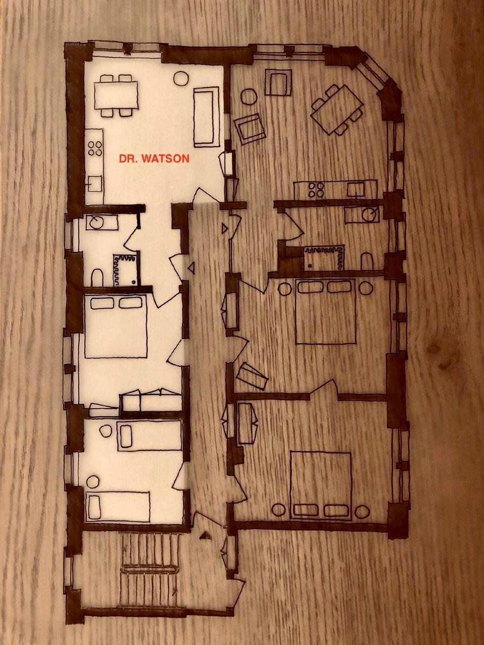 Holiday apartment Holmes Home (2681587), Meiringen, Meiringen - Hasliberg, Bernese Oberland, Switzerland, picture 15