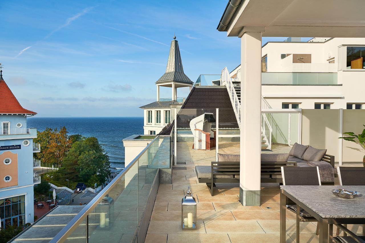 FIRST im FIRST Sellin Penthouse Paradies am Meer Ferienwohnung in Deutschland