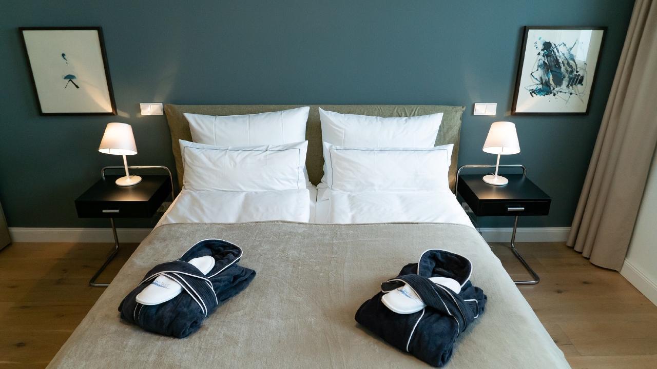 FIRST im FIRST Sellin Penthouse Meer & Mehr Ferienwohnung in Deutschland