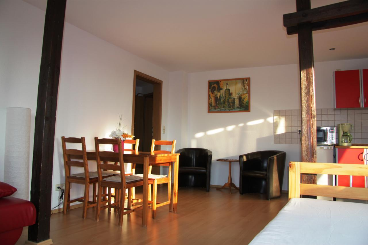 Ferienwohnung Studio mit Balkon in Leipzig Südwest (269573), Leipzig, Sächsisches Burgen- und Heideland, Sachsen, Deutschland, Bild 2