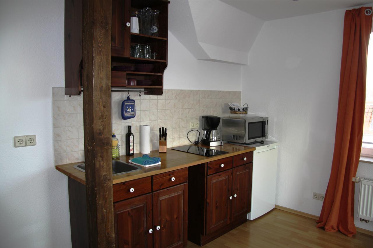 Ferienwohnung Studio mit Balkon in Leipzig Südwest (269573), Leipzig, Sächsisches Burgen- und Heideland, Sachsen, Deutschland, Bild 6
