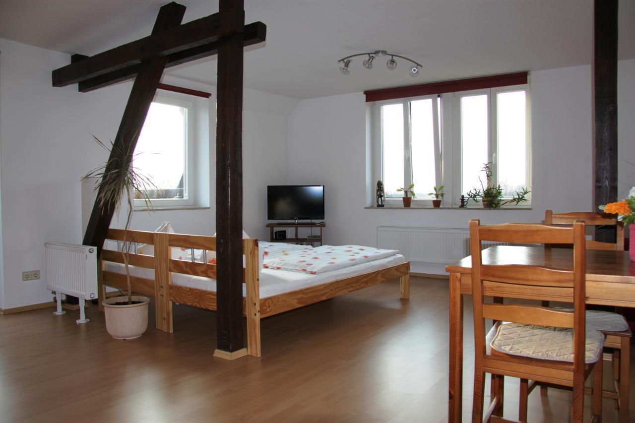 Ferienwohnung Studio mit Balkon in Leipzig Südwest (269573), Leipzig, Sächsisches Burgen- und Heideland, Sachsen, Deutschland, Bild 10