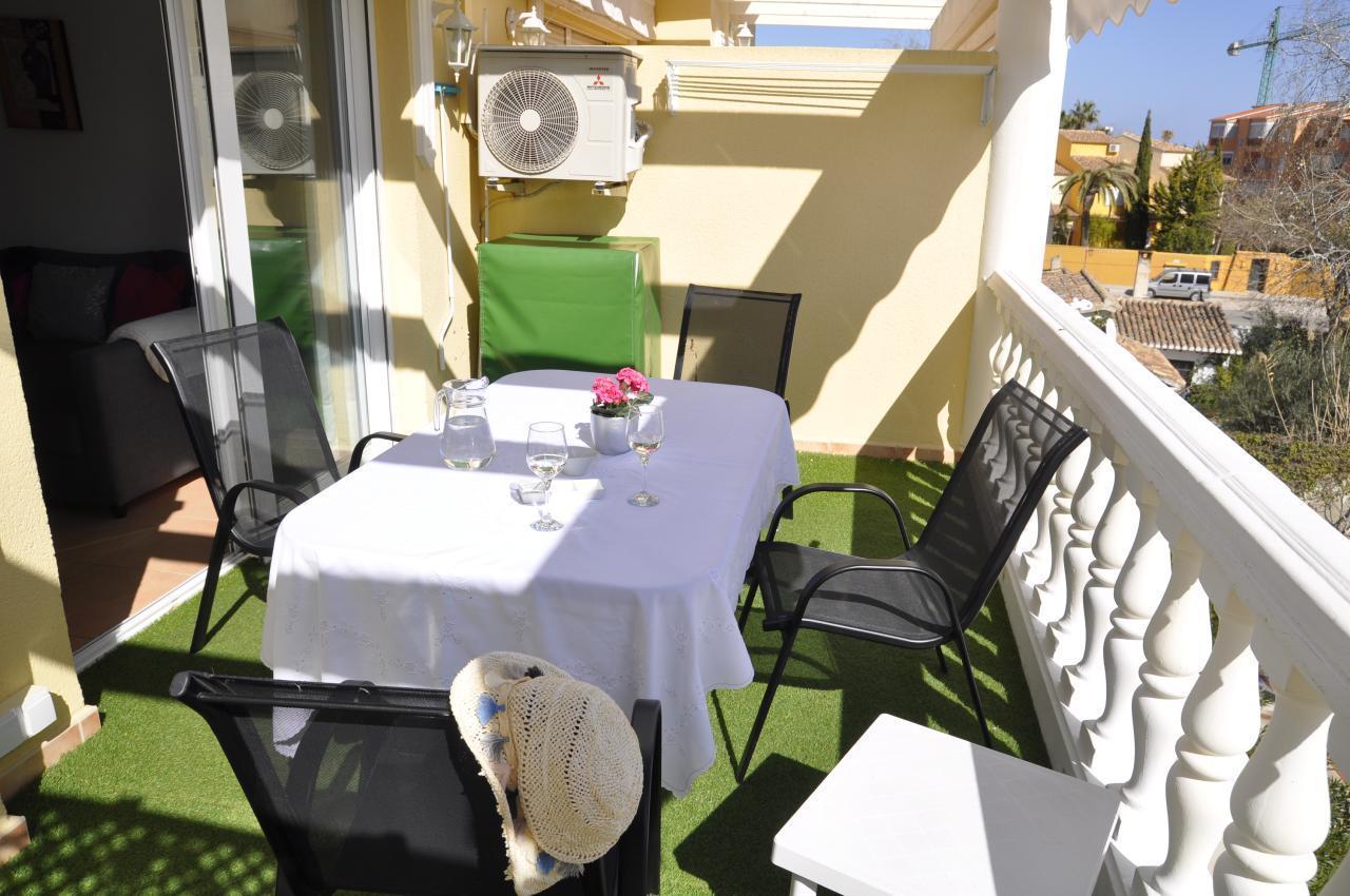 Appartement de vacances Estrella Blanca, Fase II (2691306), Dénia, Costa Blanca, Valence, Espagne, image 9