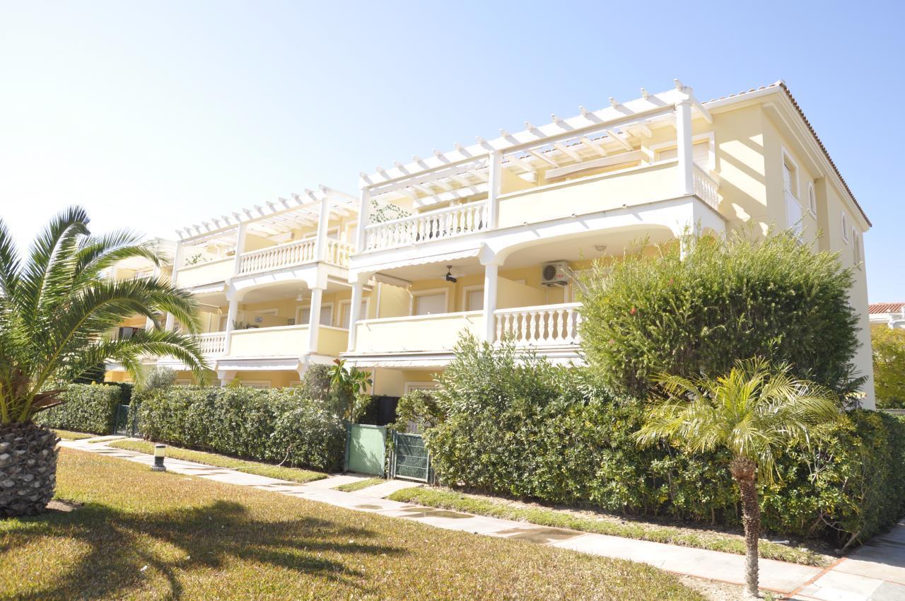 Appartement de vacances Estrella Blanca, Fase II (2691306), Dénia, Costa Blanca, Valence, Espagne, image 1