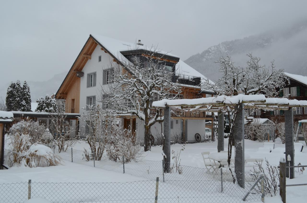 Holiday apartment mountain-panorama OG 4-Bettwohnung (2691570), Meiringen, Meiringen - Hasliberg, Bernese Oberland, Switzerland, picture 2