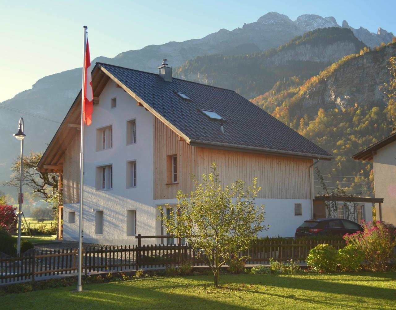 Holiday apartment mountain-panorama OG 4-Bettwohnung (2691570), Meiringen, Meiringen - Hasliberg, Bernese Oberland, Switzerland, picture 1