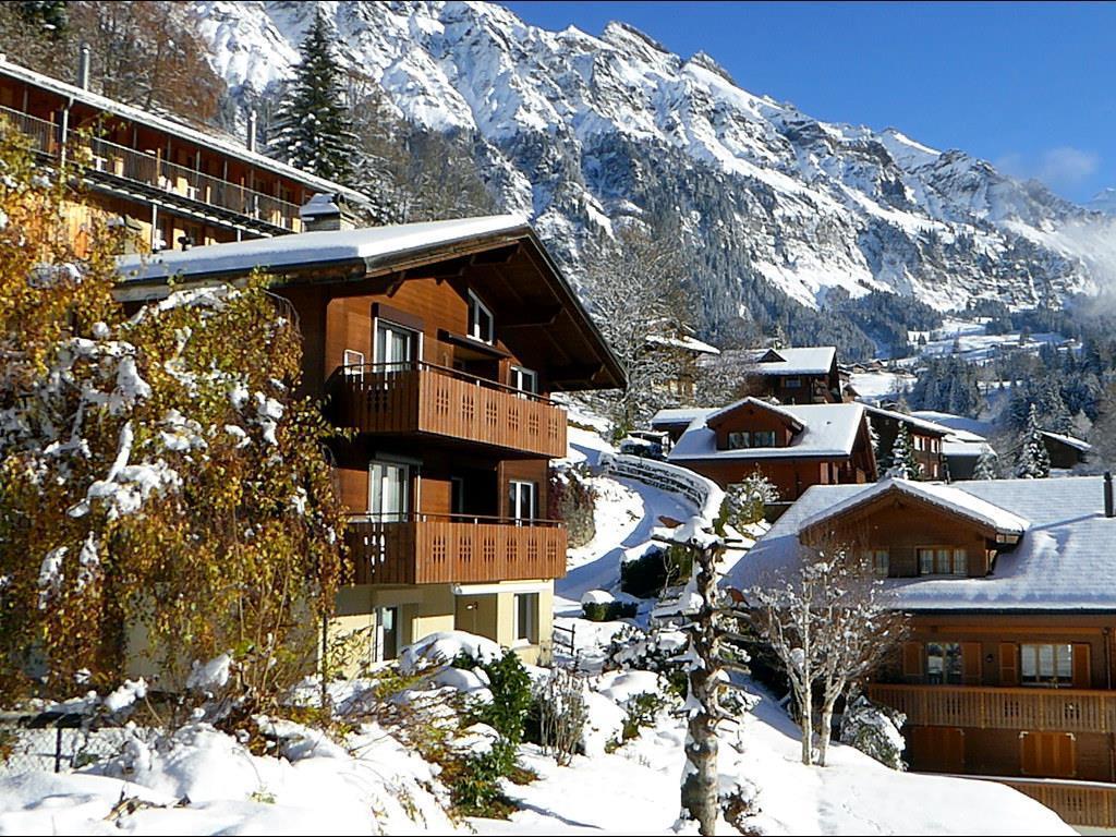 Appartement de vacances Gerbera 2, 2 Bett Wohnung (2691722), Wengen, Région de la Jungfrau, Oberland bernois, Suisse, image 1