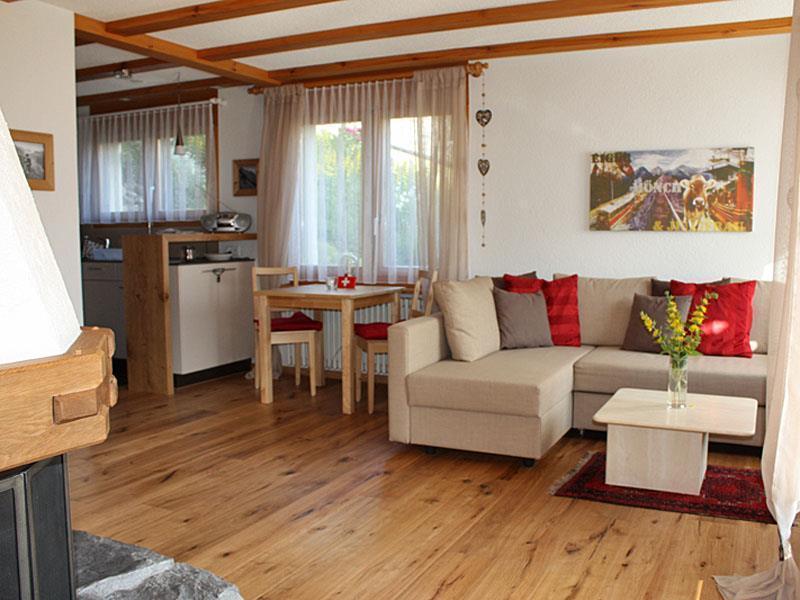 Appartement de vacances Gerbera 2, 2 Bett Wohnung (2691722), Wengen, Région de la Jungfrau, Oberland bernois, Suisse, image 6