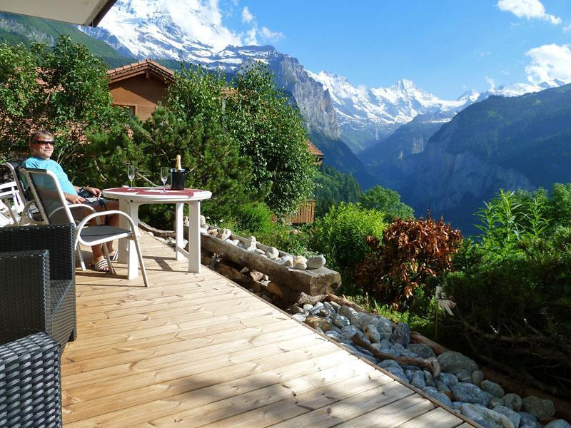 Appartement de vacances Gerbera 2, 2 Bett Wohnung (2691722), Wengen, Région de la Jungfrau, Oberland bernois, Suisse, image 9