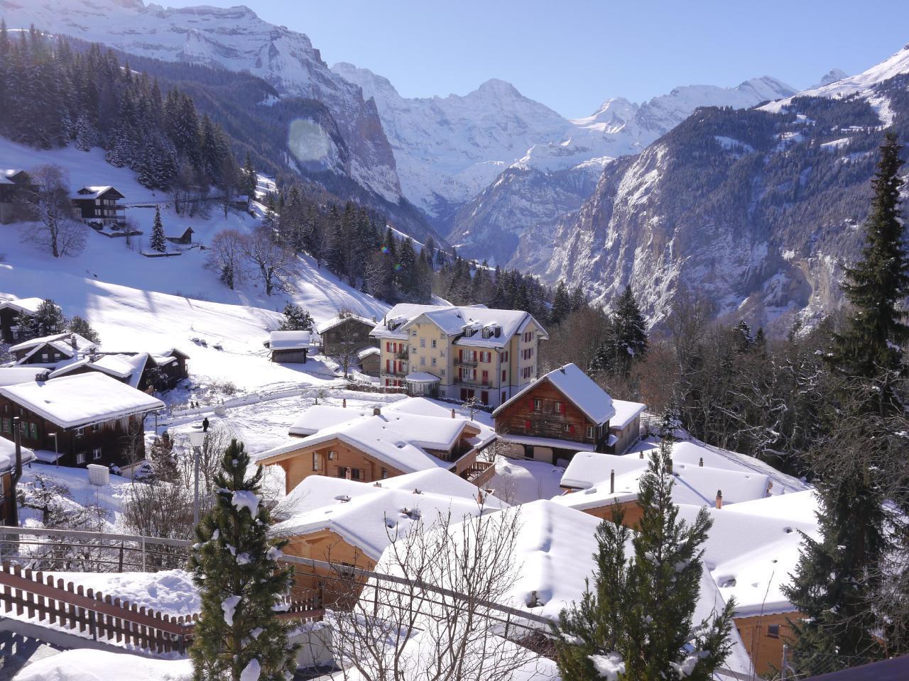 Appartement de vacances Birkli 2, 2 Bett Wohnung (2691724), Wengen, Région de la Jungfrau, Oberland bernois, Suisse, image 21