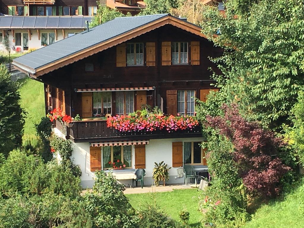 Appartement de vacances Birkli 2, 2 Bett Wohnung (2691724), Wengen, Région de la Jungfrau, Oberland bernois, Suisse, image 1