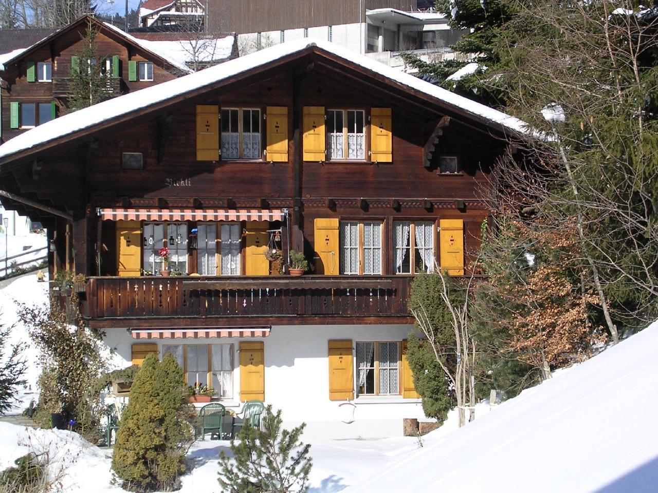 Appartement de vacances Birkli 2, 2 Bett Wohnung (2691724), Wengen, Région de la Jungfrau, Oberland bernois, Suisse, image 2