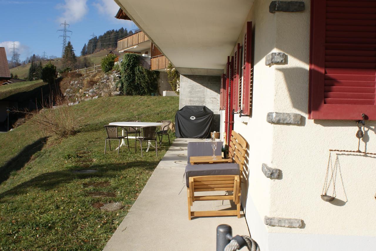 Appartement de vacances Chalet Abigrot 4-Bettwohnung (2691728), Hasliberg Wasserwendi, Meiringen - Hasliberg, Oberland bernois, Suisse, image 7