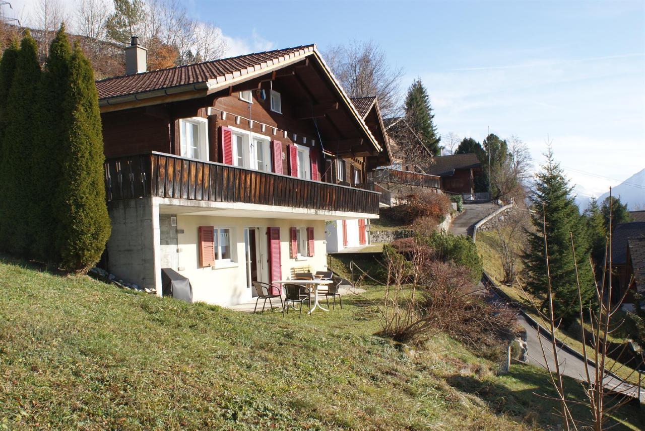Appartement de vacances Chalet Abigrot 4-Bettwohnung (2691728), Hasliberg Wasserwendi, Meiringen - Hasliberg, Oberland bernois, Suisse, image 5