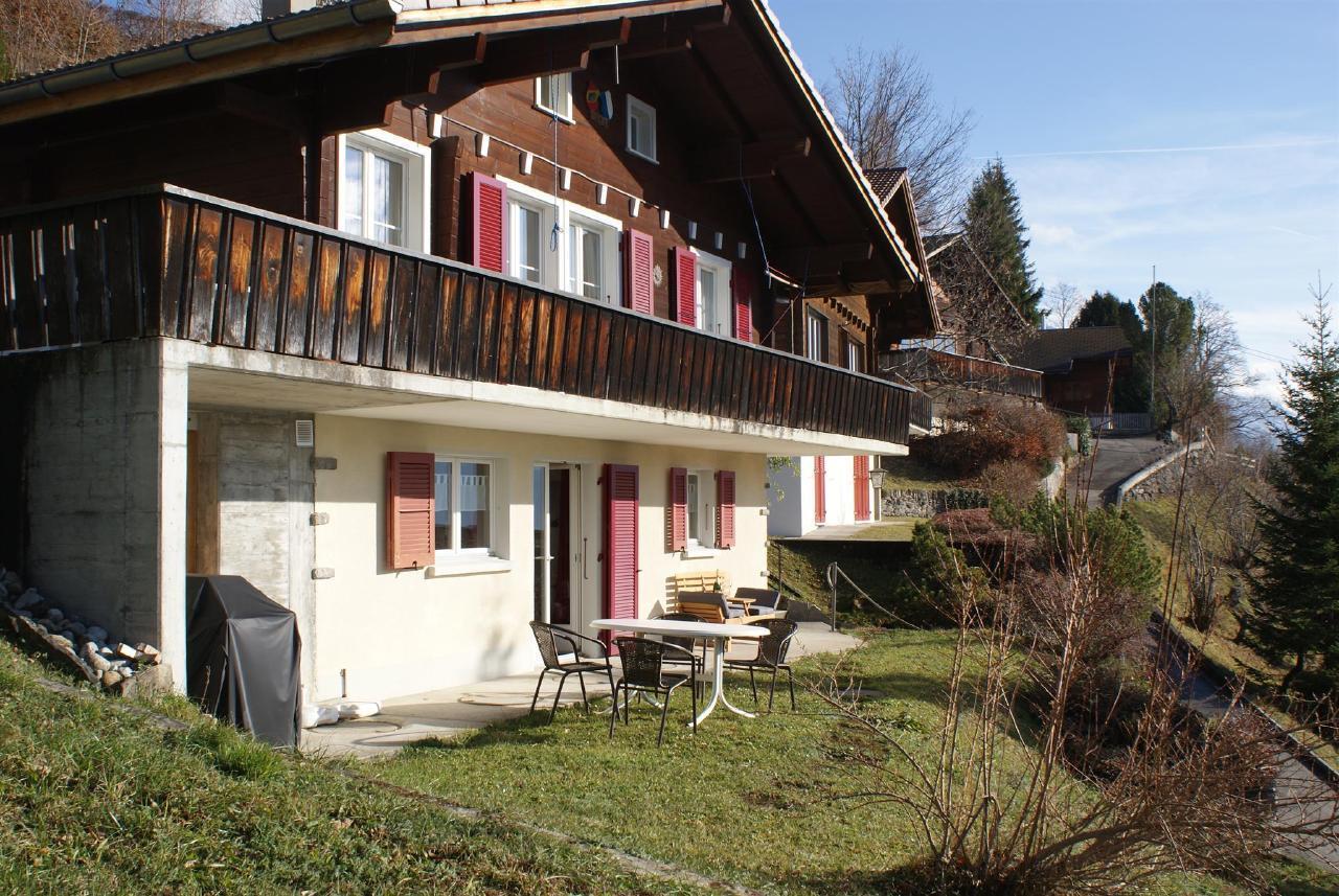 Appartement de vacances Chalet Abigrot 4-Bettwohnung (2691728), Hasliberg Wasserwendi, Meiringen - Hasliberg, Oberland bernois, Suisse, image 4