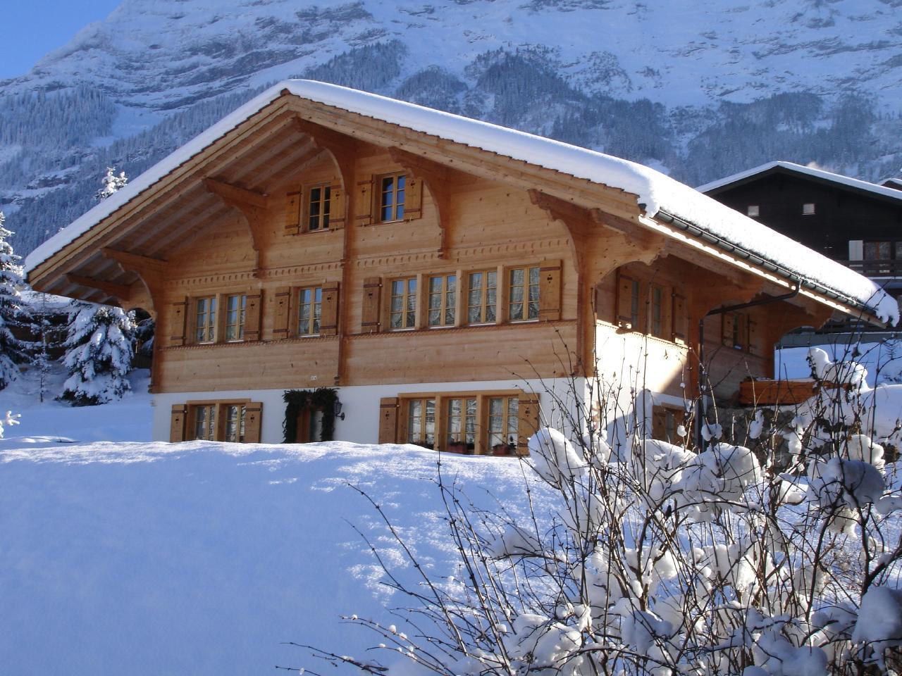 Appartement de vacances Asterix 2 Bett Wohnung (2691730), Grindelwald, Région de la Jungfrau, Oberland bernois, Suisse, image 2