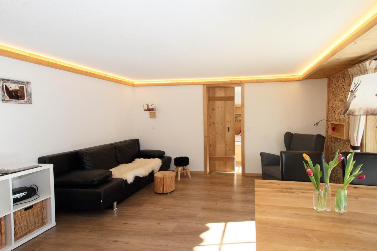 Appartement de vacances Guggerzyt.ch  -