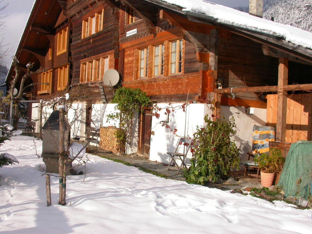 Ferienwohnung Darioli 5-Bettwohnung (2692273), Innertkirchen, Meiringen - Hasliberg, Berner Oberland, Schweiz, Bild 6