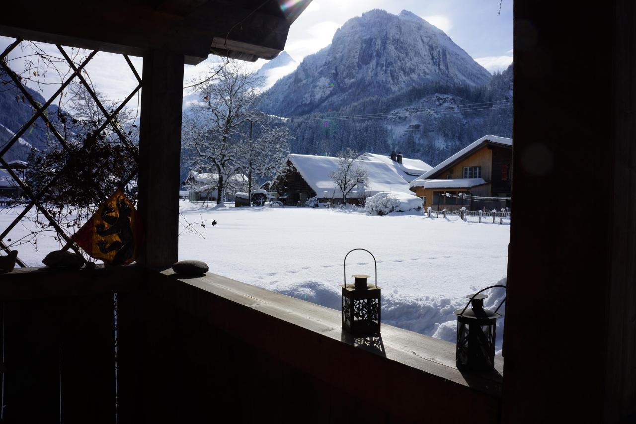 Ferienwohnung Darioli 5-Bettwohnung (2692273), Innertkirchen, Meiringen - Hasliberg, Berner Oberland, Schweiz, Bild 8