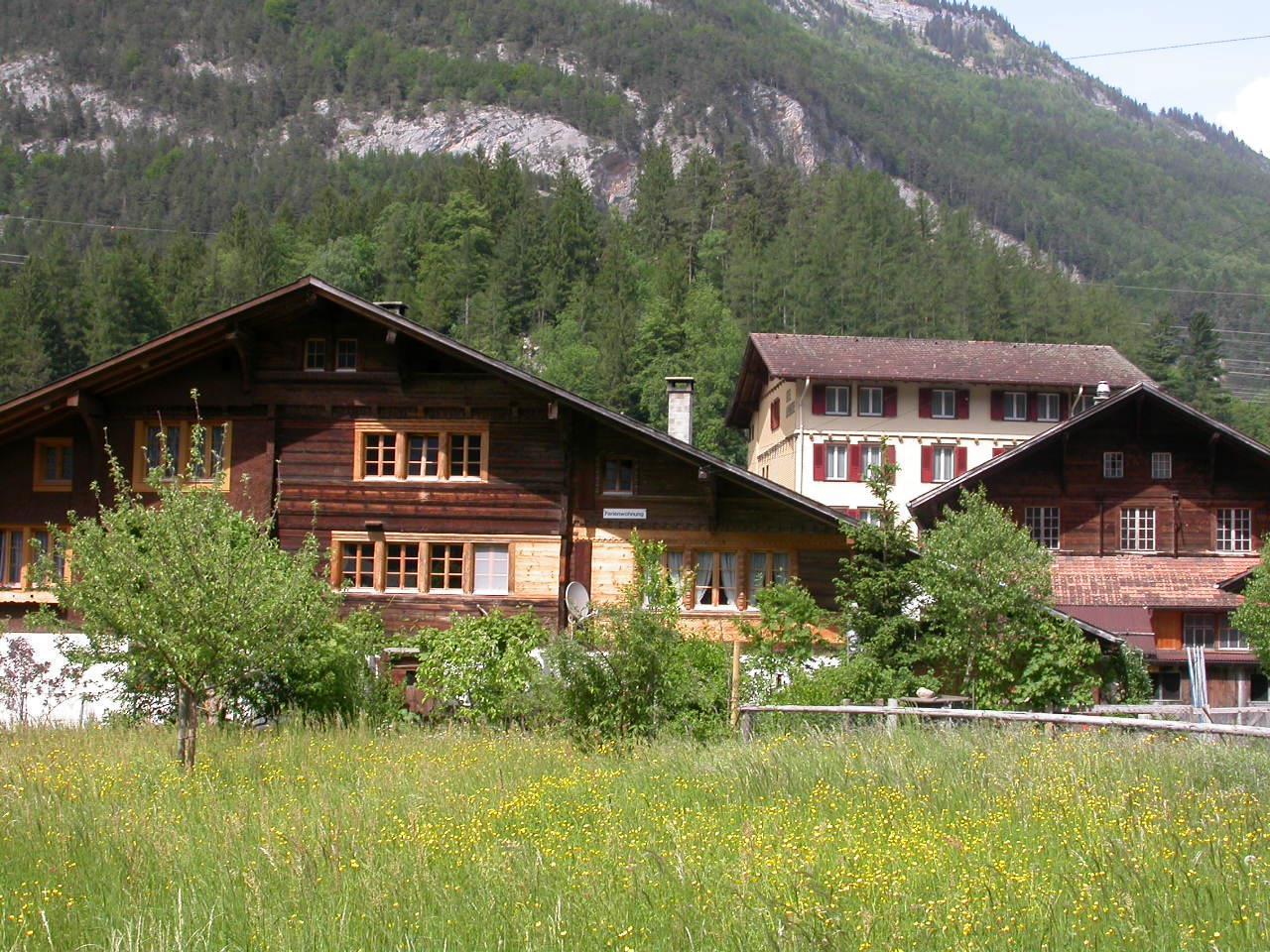 Ferienwohnung Darioli 5-Bettwohnung (2692273), Innertkirchen, Meiringen - Hasliberg, Berner Oberland, Schweiz, Bild 23