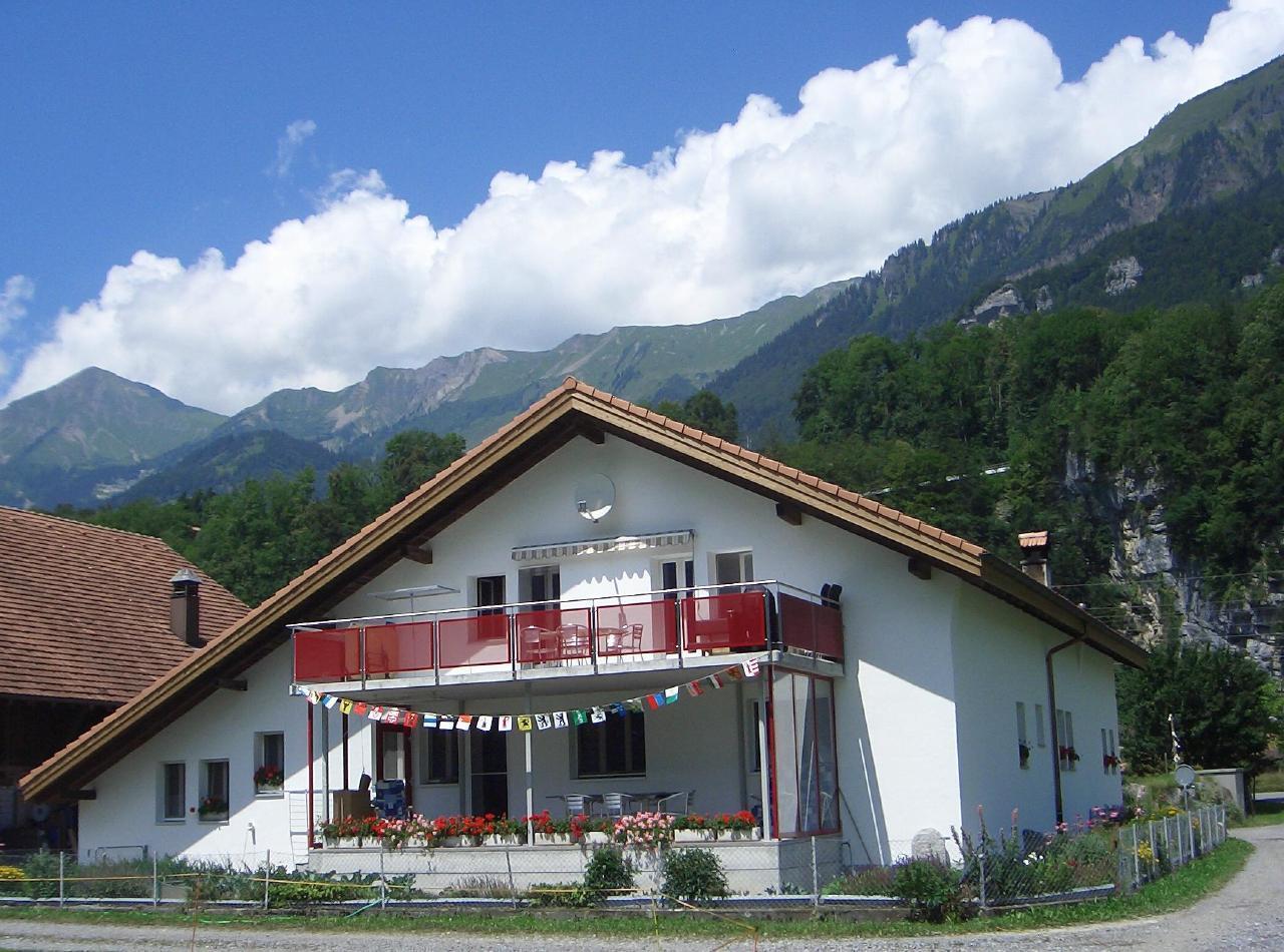 Ferienwohnung Peter Michel 5-Bettwohnung (2692283), Unterbach BE, Meiringen - Hasliberg, Berner Oberland, Schweiz, Bild 2