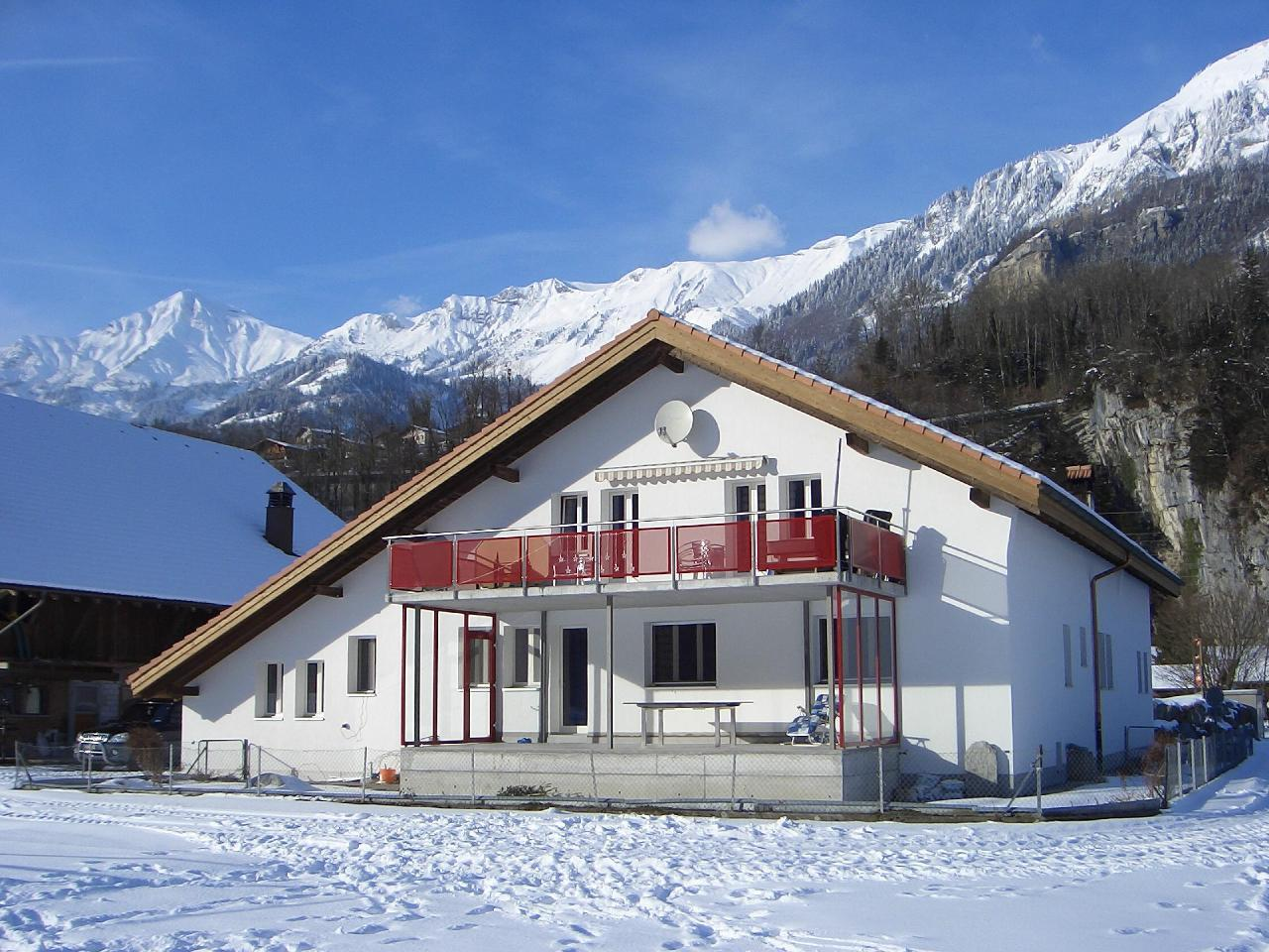 Ferienwohnung Peter Michel 5-Bettwohnung (2692283), Unterbach BE, Meiringen - Hasliberg, Berner Oberland, Schweiz, Bild 1