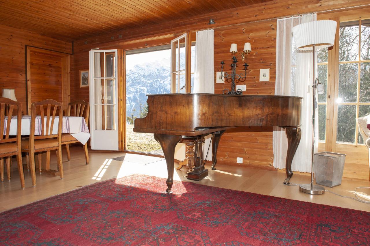 Ferienhaus Roth Flüehli,  Hasliberg Goldern, 9-Betten (2692307), Hasliberg Goldern, Meiringen - Hasliberg, Berner Oberland, Schweiz, Bild 5