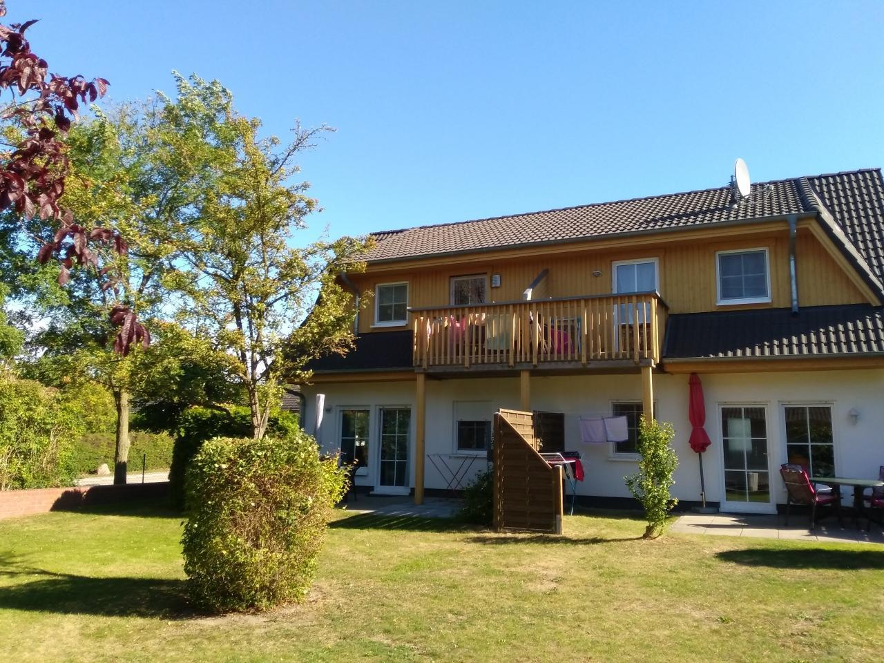 FW mit Südbalkon Ferienwohnung auf Usedom