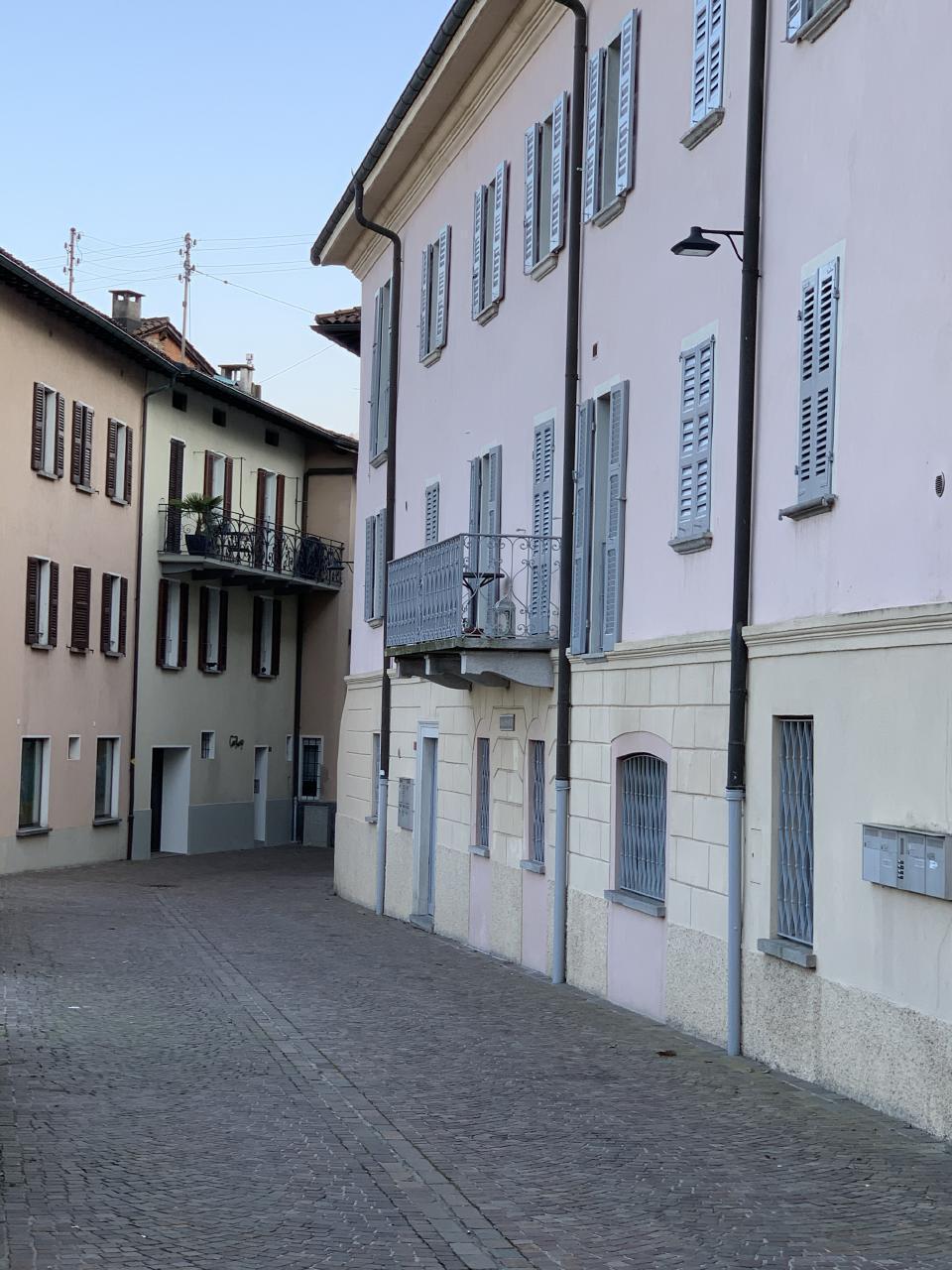 Ferienwohnung 2.5 Zi-Dachwohnung *Il rustico* mit viel Charme (2704083), Caslano, Lago di Lugano (CH), Tessin, Schweiz, Bild 9