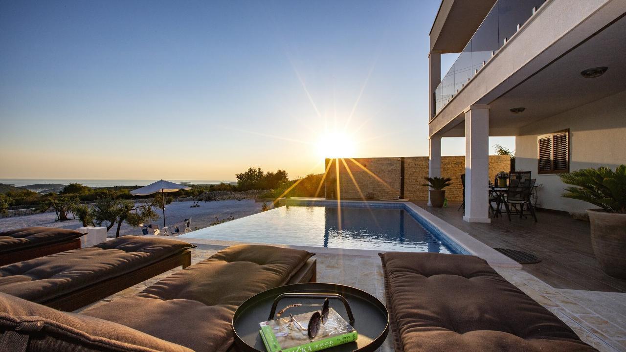 Luxus Villa Sandra in Rogoznica