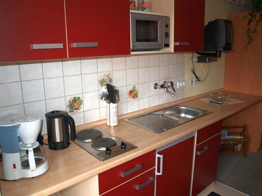 Holiday apartment Ferienwohnungen Reinhardt (Typ C für 2-4 Personen) (271341), Diedorf, Rhön (Thuringia), Thuringia, Germany, picture 2