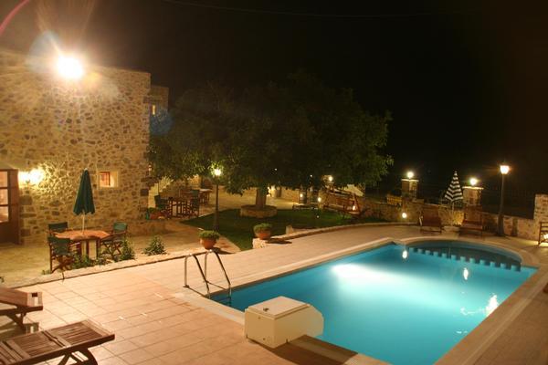 Holiday house Villa Archodiko (Herrenhaus) 220 qm für 6 bis 10 Personen (271499), Impros, Crete South Coast, Crete, Greece, picture 9